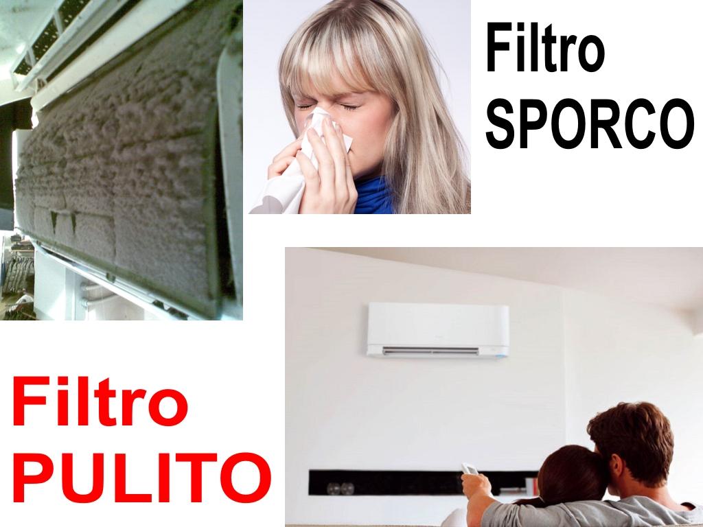 pompa di calore-filtro