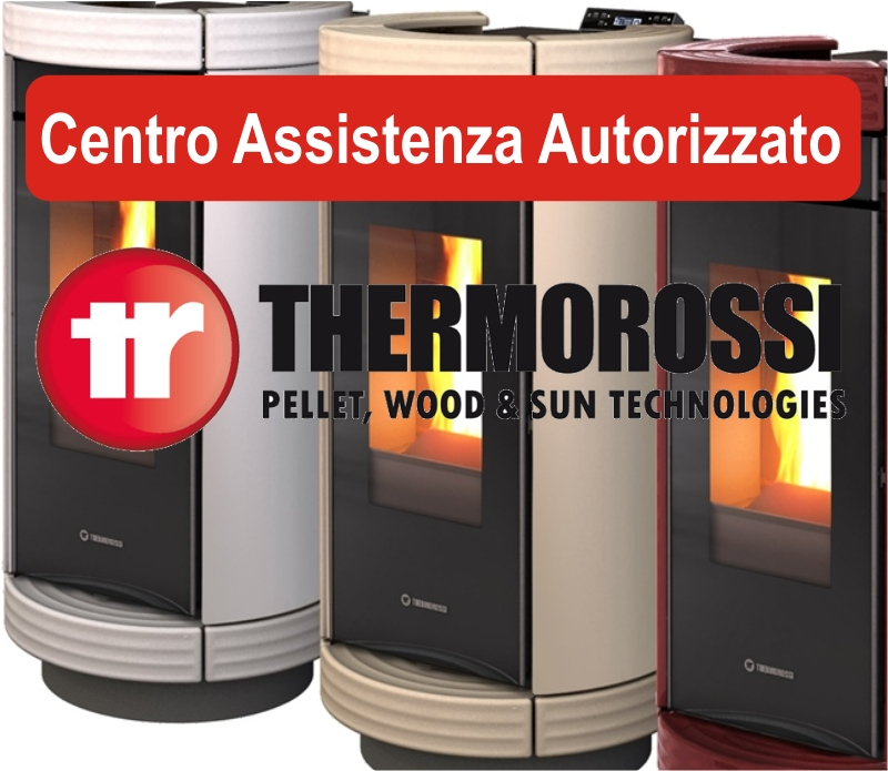 Manutenzione stufe a pellet thermorossi for Assistenza stufe a pellet thermorossi