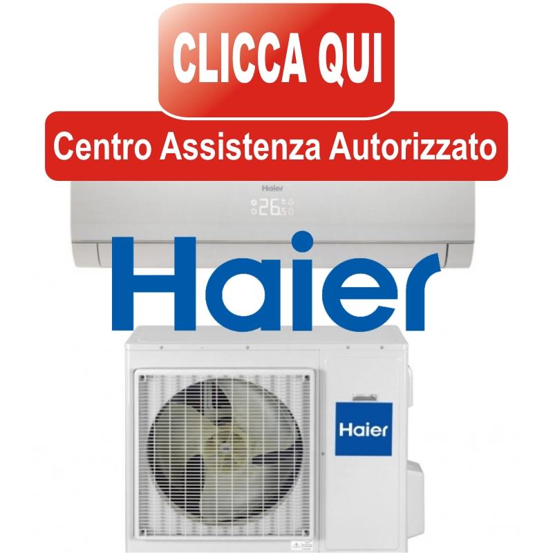 Assistenza Tecnica Climatizzatori HAIER