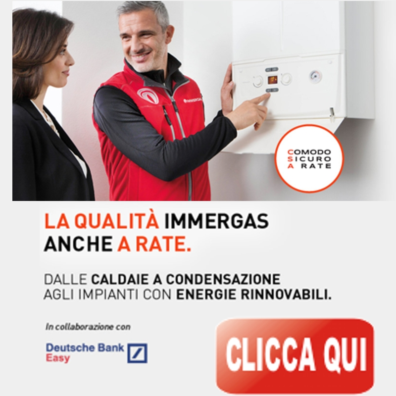 immergas a rate